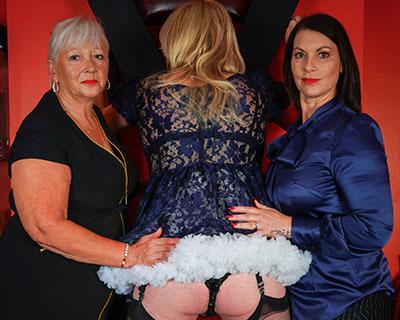 West Midlands Mistress Paula